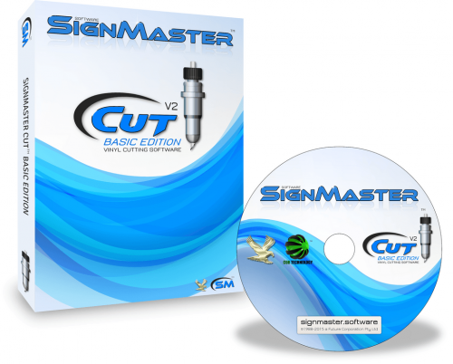 Vinyl Cutter Software--SignMaster Cut V3 – Basic Edition