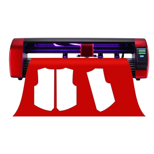 "24"" Single Head Vinyl cutting machine support Contour cutting"